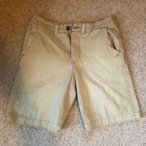 American Eagle shorts. Size 33. Beige
